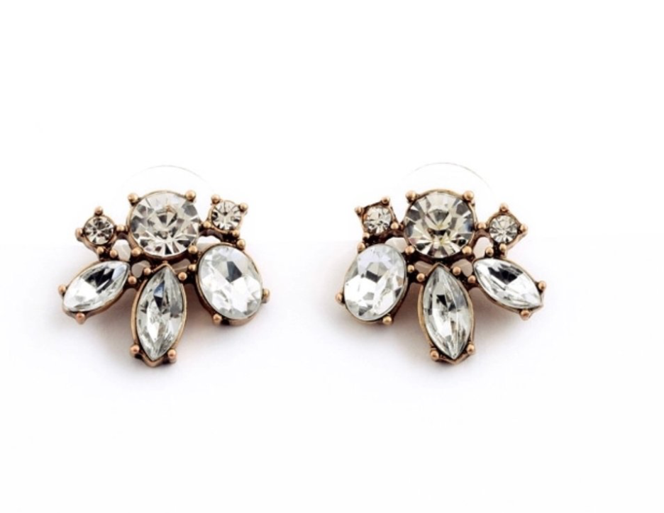 Jolie Post Earrings - The Poppy Shop