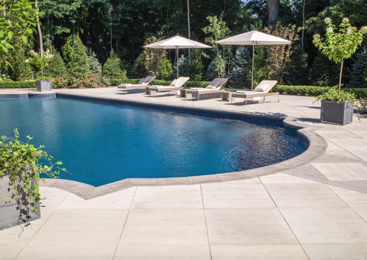 Pool Area Design wood deck swimming pool swimming pool z freedman landscape design venice ca Pool Area Landscape Design In Long Island Ny
