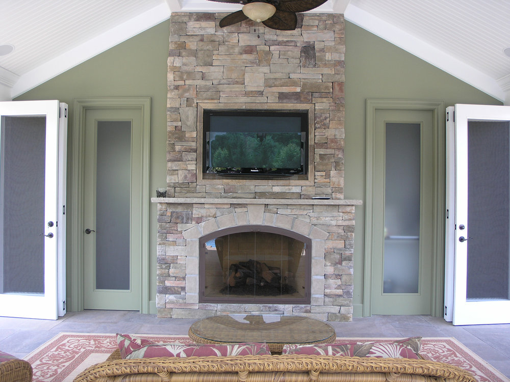 Top fireplace design company in Long Island, NY