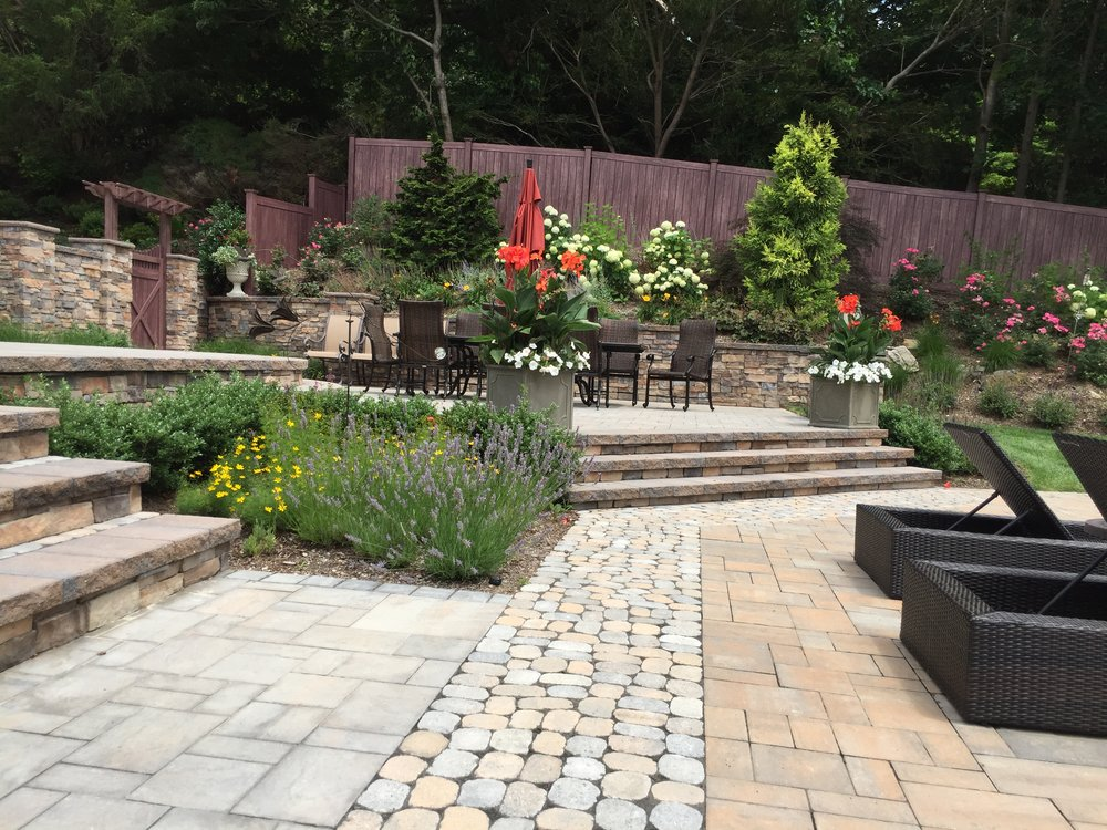 Professional patio paver company in Long Island, NY