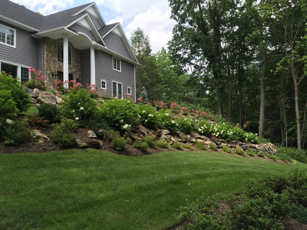 Top landscape shrub design company in Long Island, NY