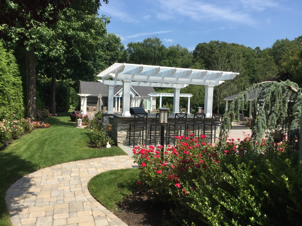 Top outdoor kitchen design company in Long Island, NY