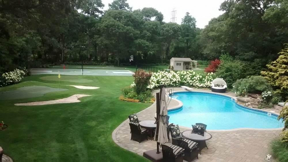 Experienced golf course landscape design in Long Island, NY