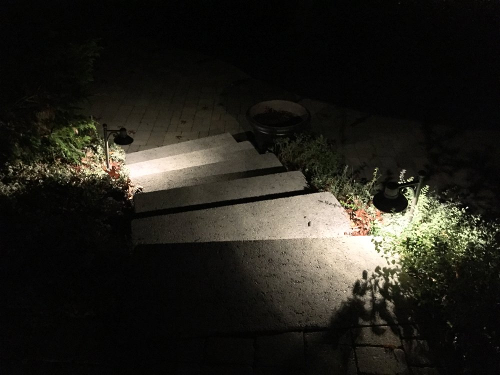 Top outdoor lighting installation company in Long Island, NY