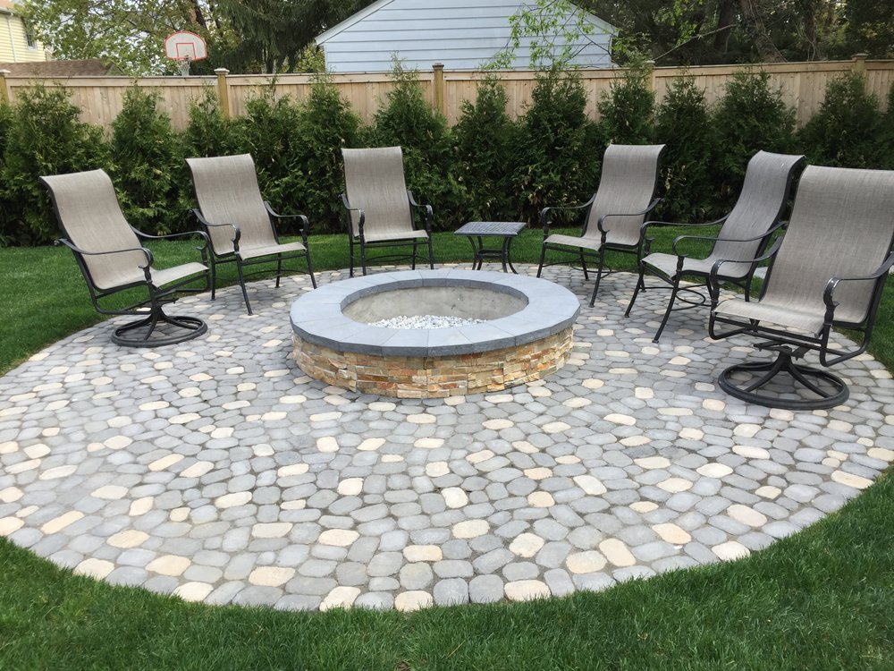 Experienced fire pit design company in Long Island, NY