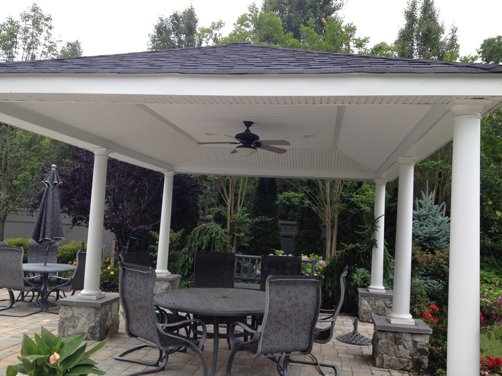Experienced pool cabana design company in Long Island, NY