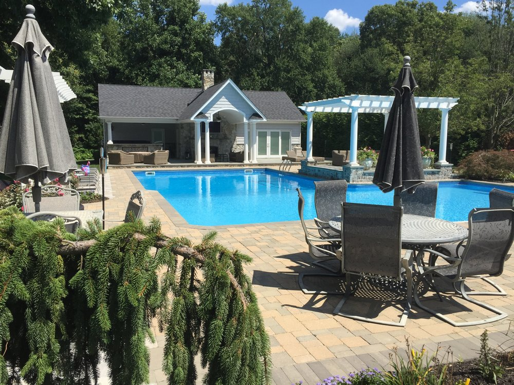 Top professional pool house design company in Long Island, NY