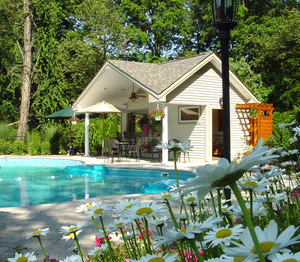 Top pool house design company in Long Island, NY
