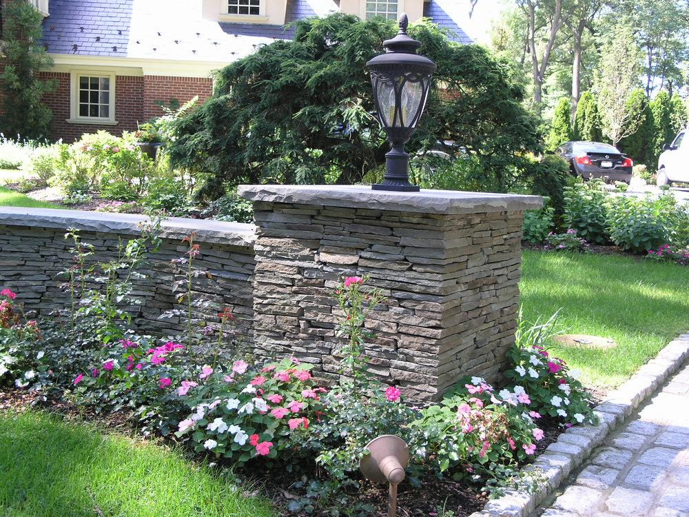 Professional retaining walldesign company in Long Island, NY