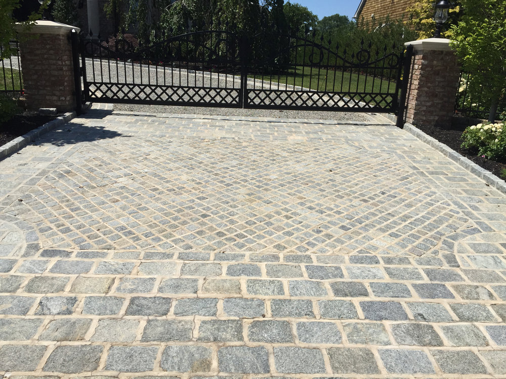 Professional driveway design company in Long Island, NY