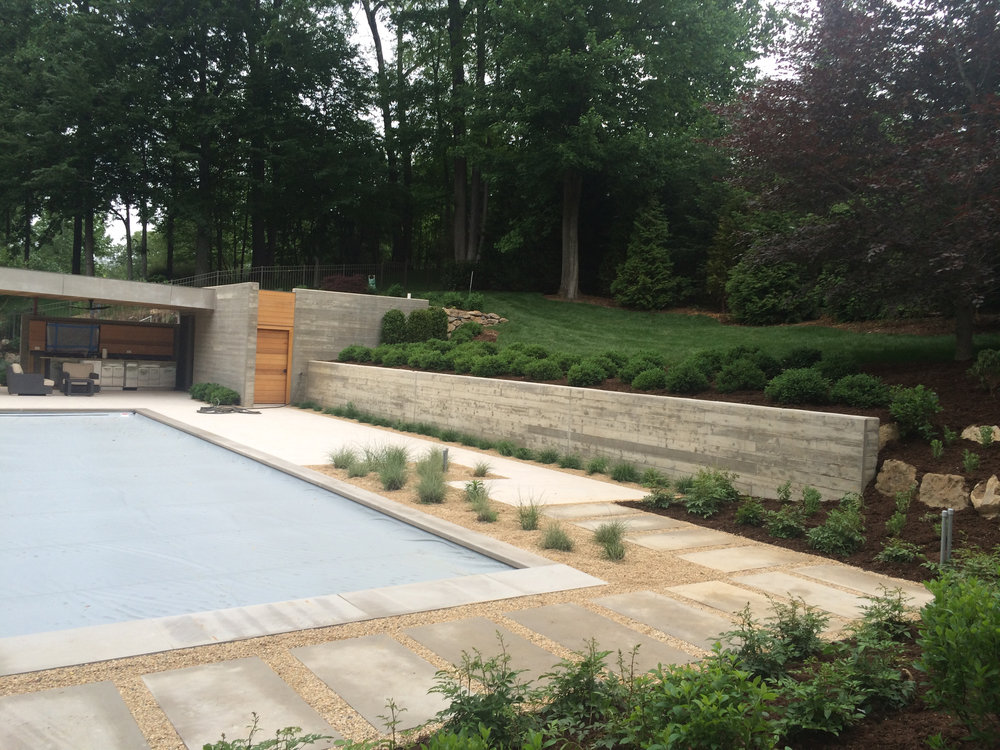 Hardscape design in Long Island, NY