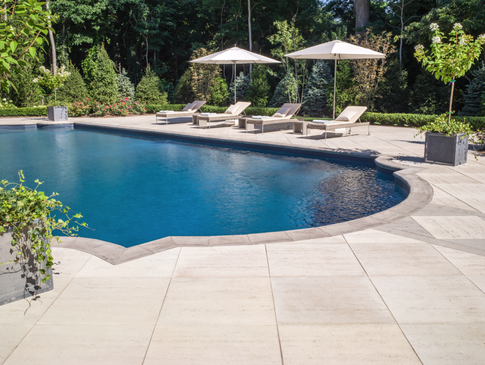 Functional Designs for Your Port Jefferson NY Swimming Pool Surrounds