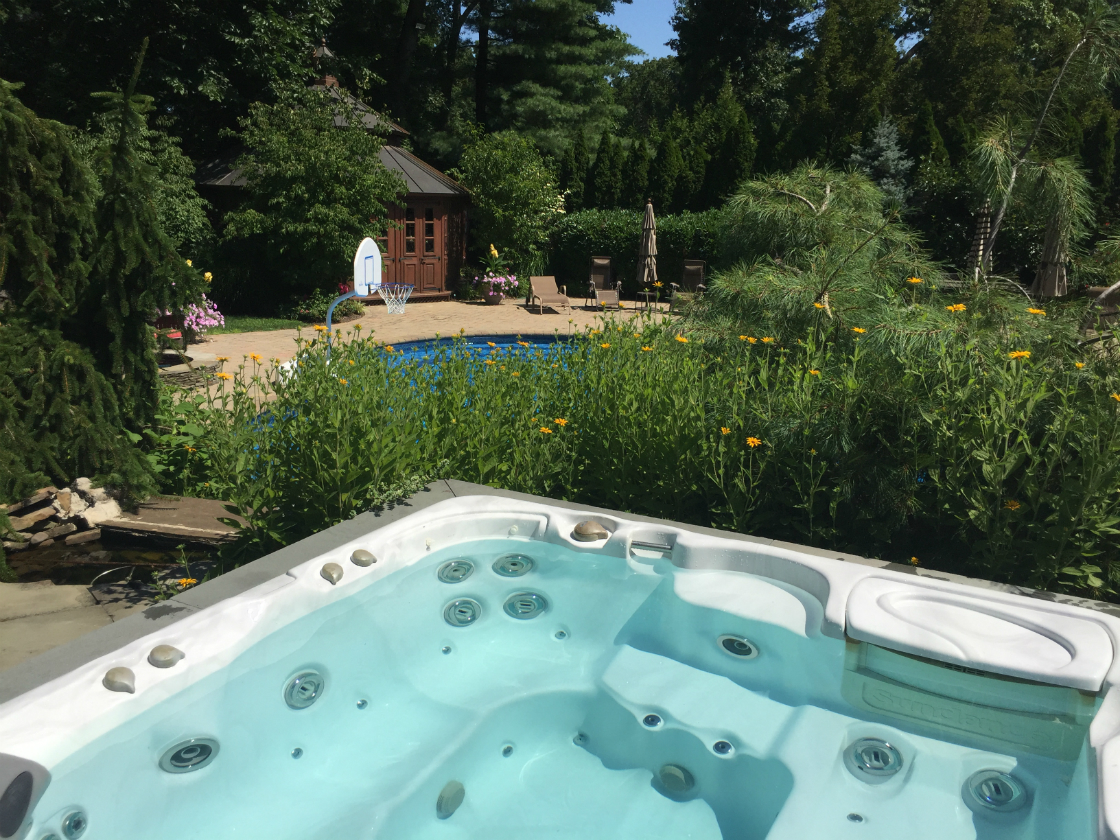 5 Landscaping Ideas To Incorporate An Outdoor Spa In Your Southampton NY  Backyard