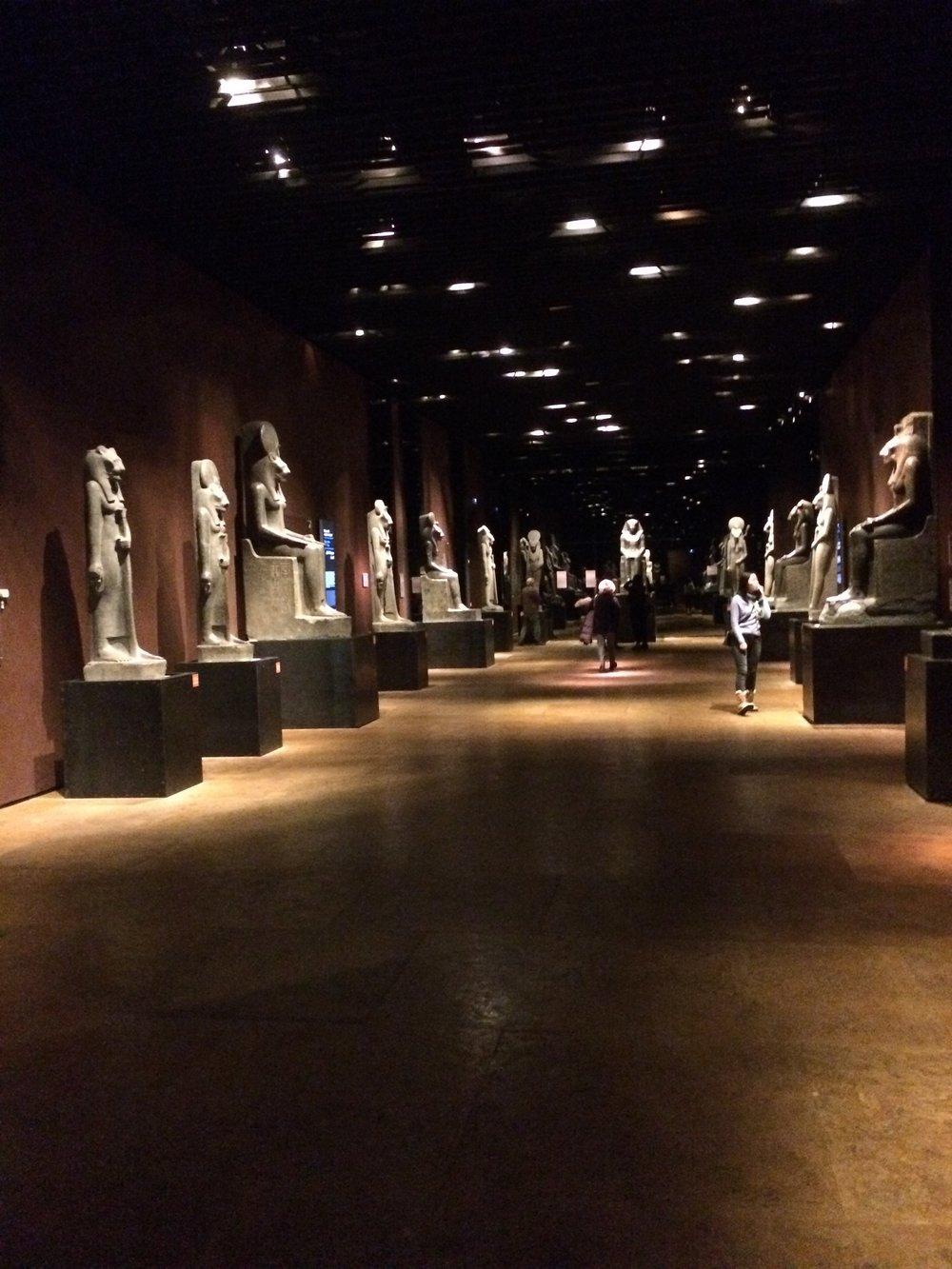 Hall of Pharaohs