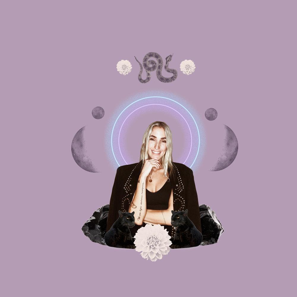 SPIRITUAL WOMEN X BUSINESS- A Course to Uplevel Your Confidence, Spiritual Game & Life -