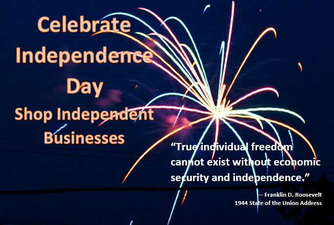 Celebrate - Independence Day