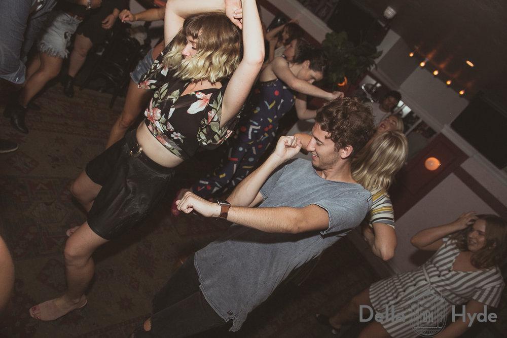 Della Dance Floor