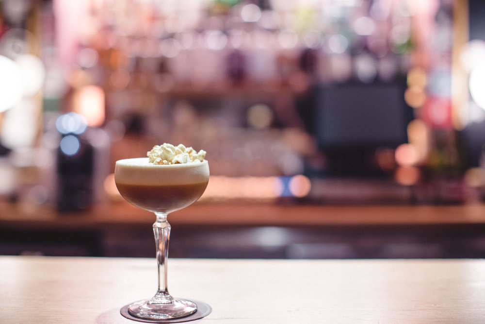 DRINK SPECIALS - Get down early & enjoy happy hour from 5pm-8pm with $12 Espresso Martinis & $6 beers, wines & spirits!