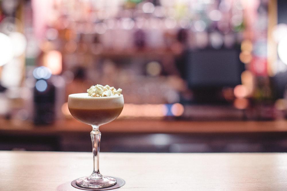 Drink Specials - $12 Espresso Martinis$6 Beer, Wine & Spirits