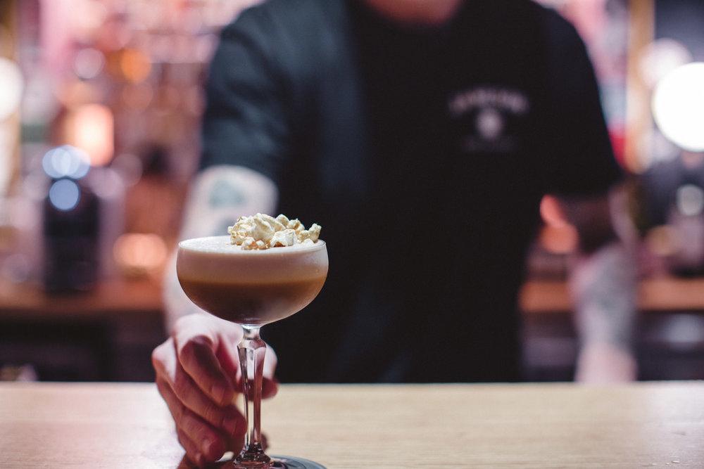 Espresso Martini Della Hyde