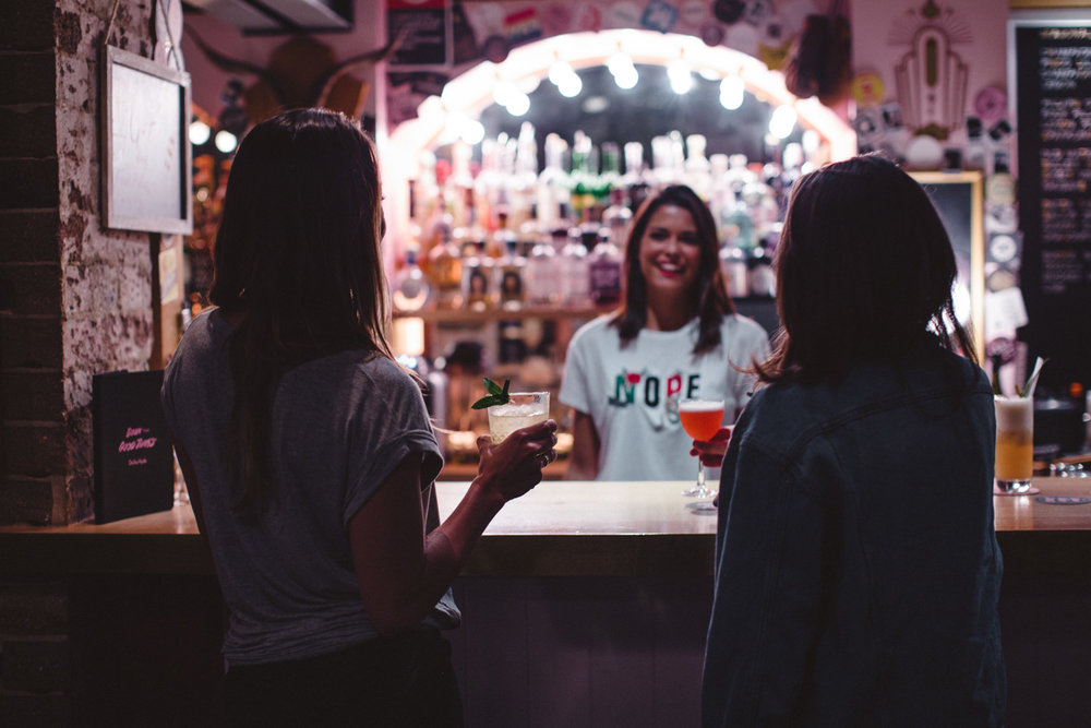 Della Hyde - drinks at the bar.jpg