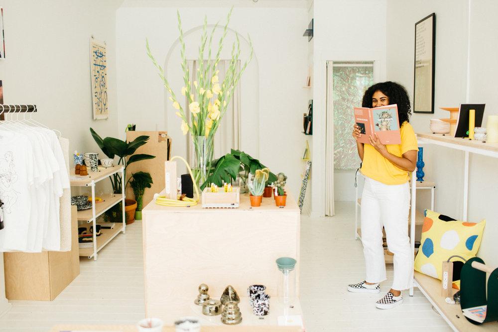 Shannon Maldonado Designer, Owner of Yowie, Cool-Ass Lady