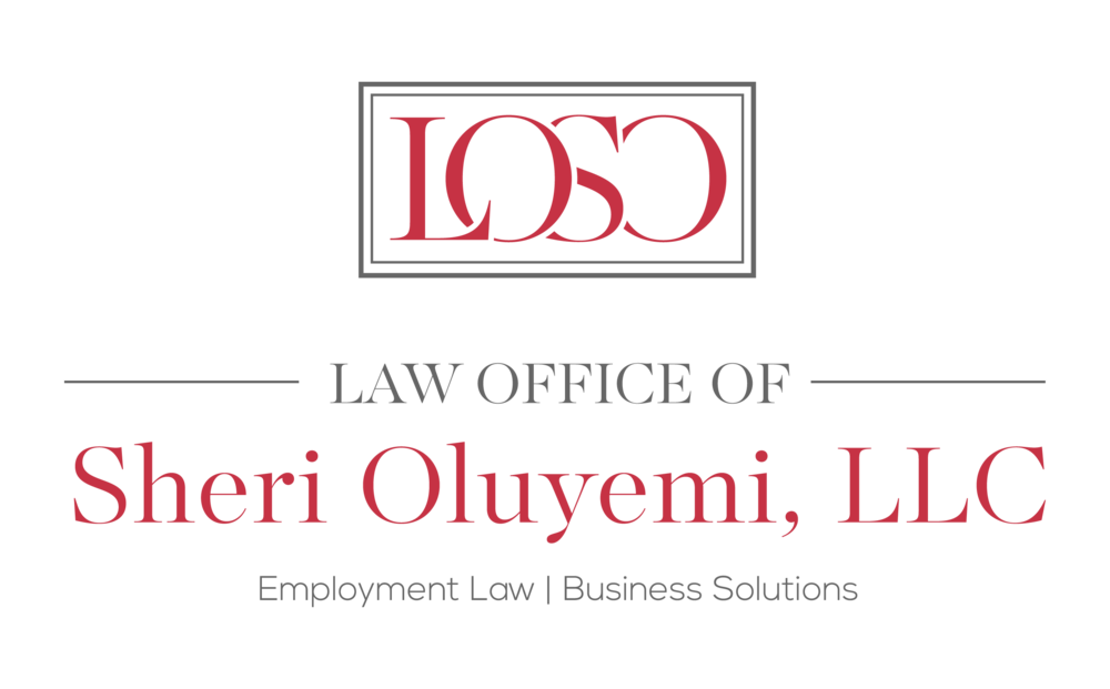 eeoc — Employment Law Blog — Law Office of Sheri Oluyemi, LLC