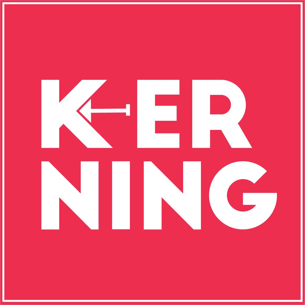 Kerning •