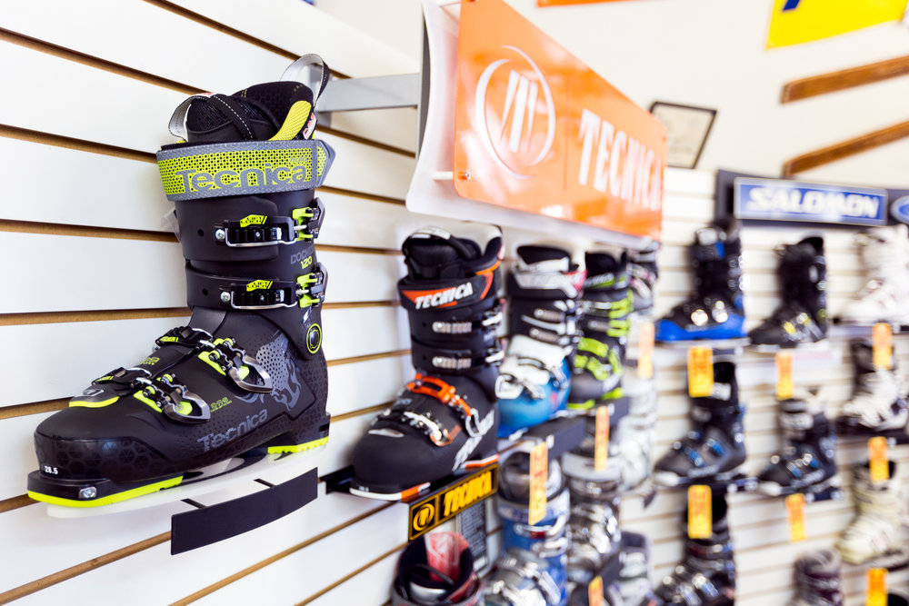 Old Town Sports Novato Marin County Ski Boots