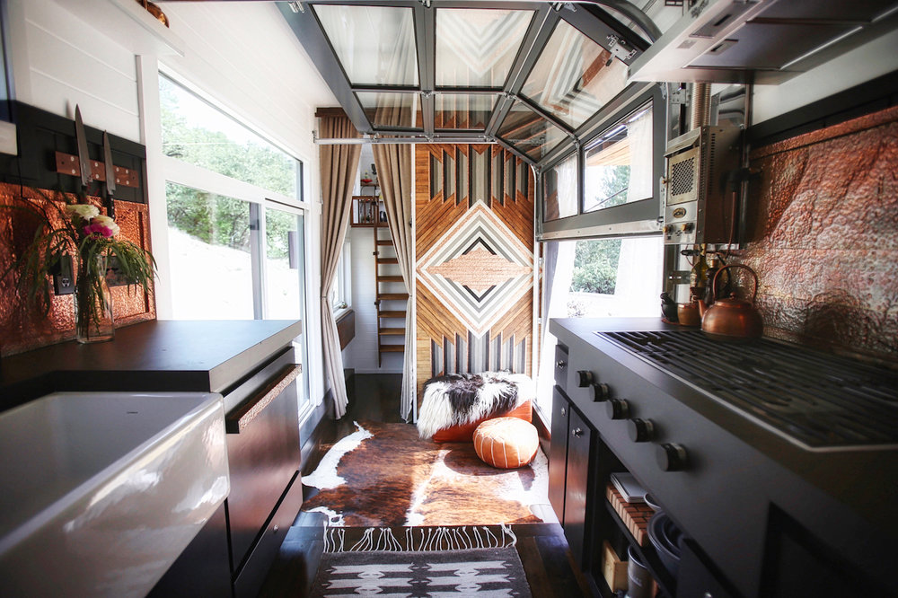 The Beauty Of A Tiny Home Is That You Have Total Freedom To Think About  These Questions. You Get To Design And Build Your Home From The Ground Up.