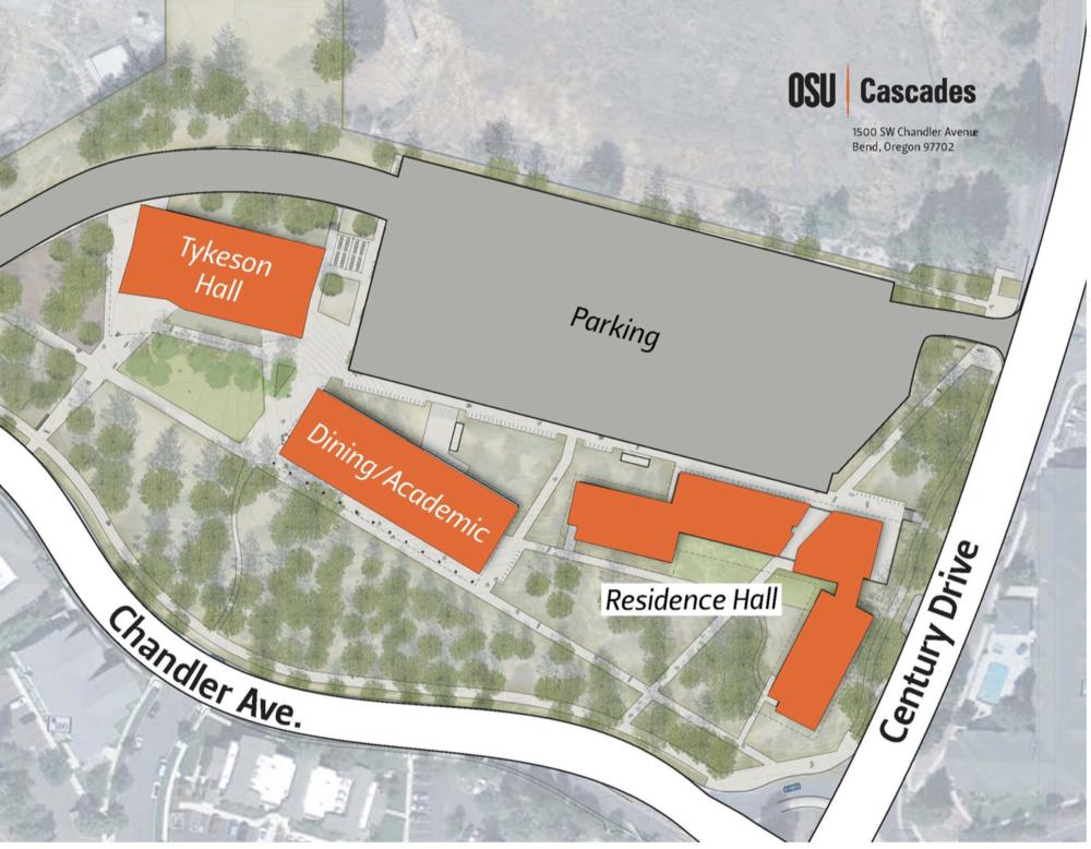 OSU Bend Cascades Campus