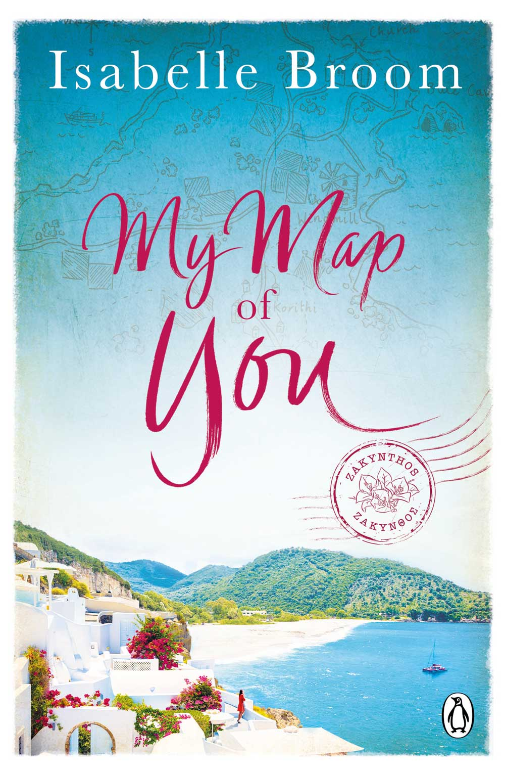 My Map of You by Isabelle Broom