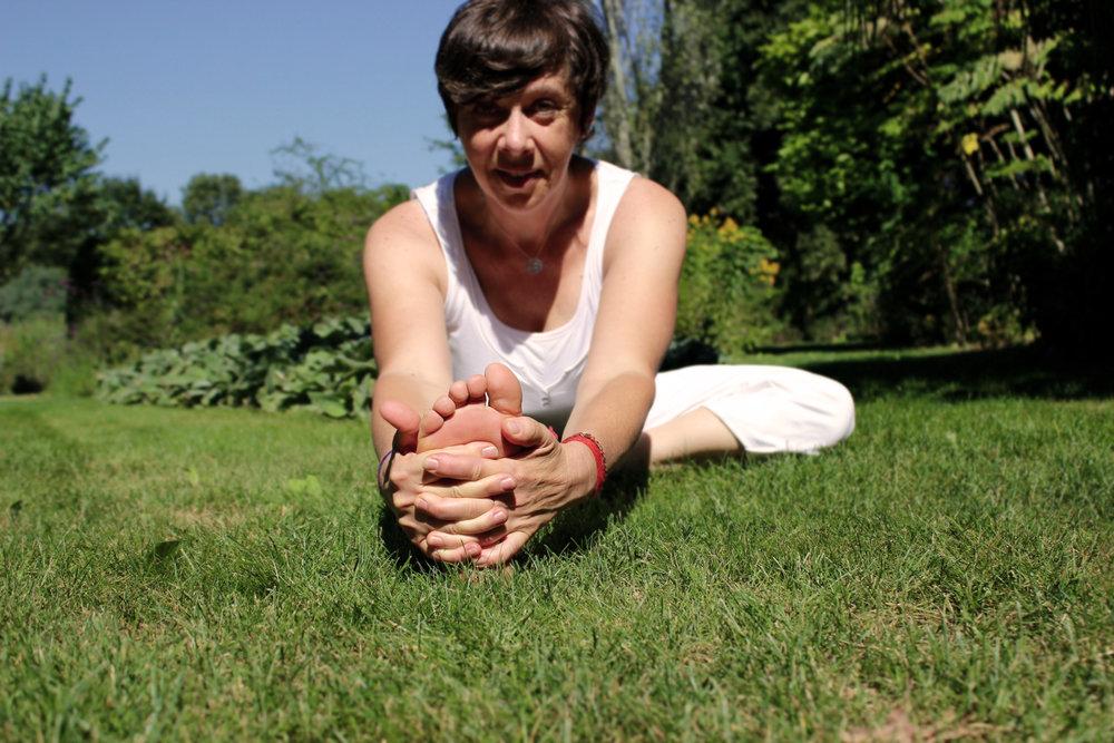 Cynthia Jouffre - Yoga