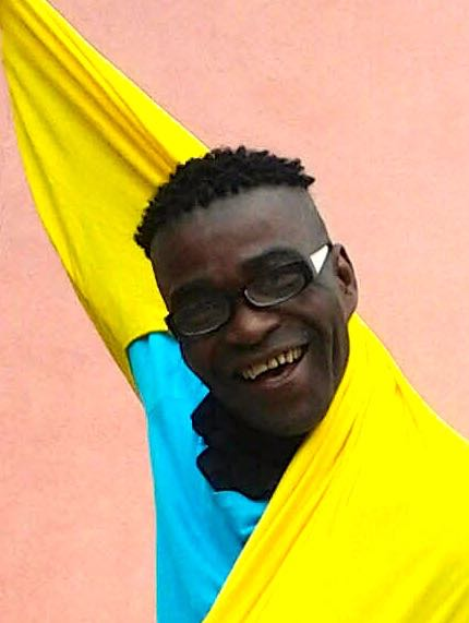 Serge Bissadiss - Danse Africaine