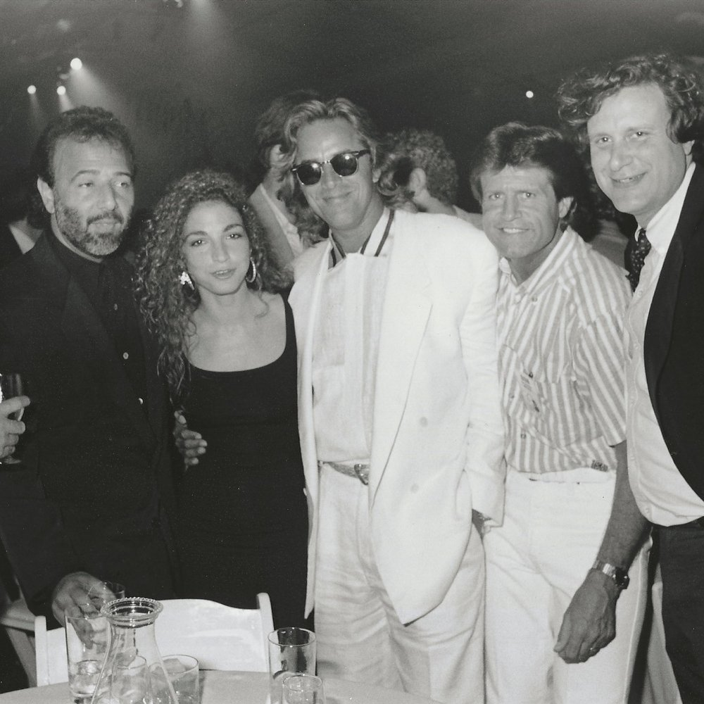 Gloria Estefan & Don Johnson