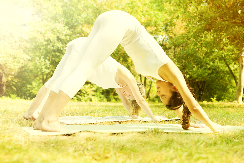 algae yoga mat