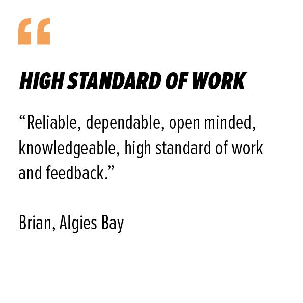 Digger Driver access small spaces with mini digger, Algies Bay, Matakana Coast. Small digger hire, servicing Puhoi, Warkworth, Snells Beach, Matakana to Mangawhai.jpg