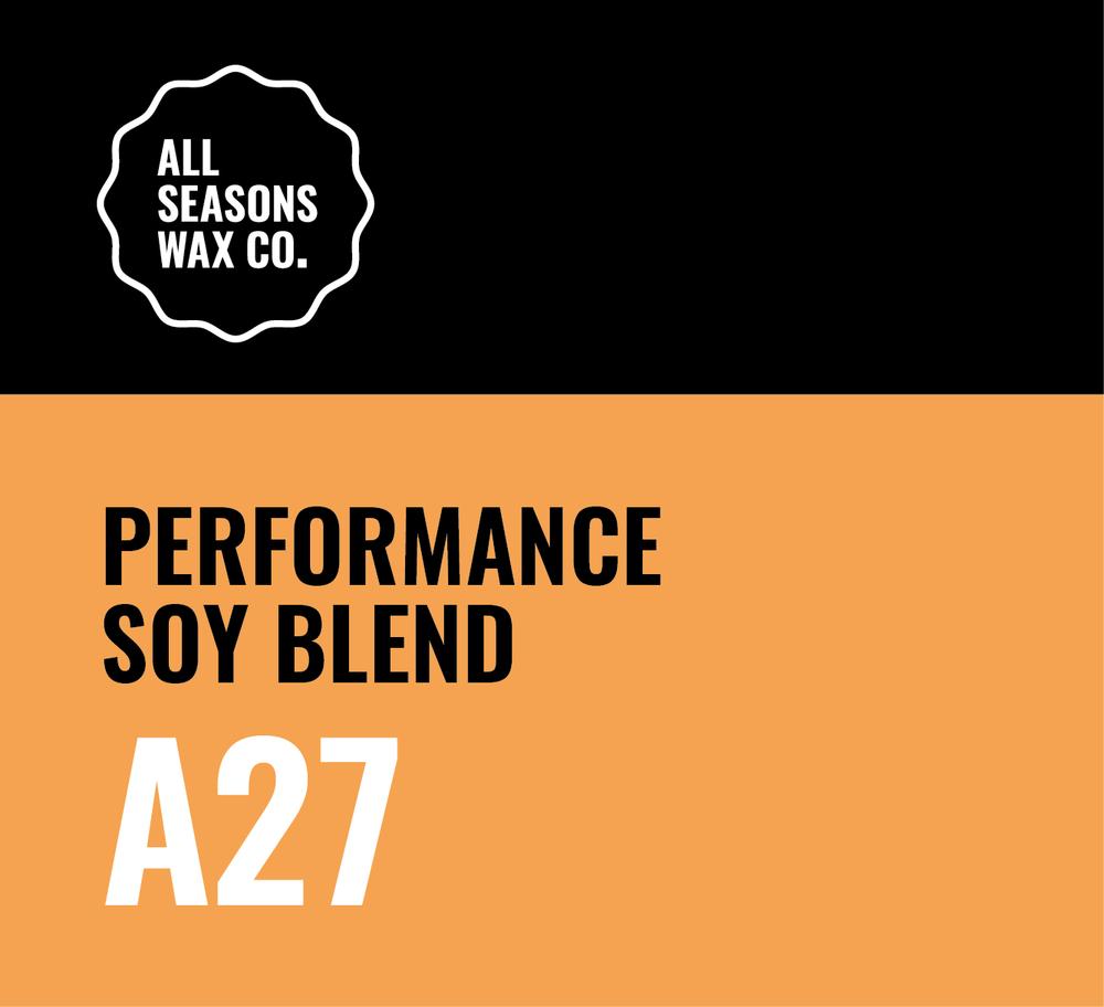 All Seasons Wax Company Performance Blend