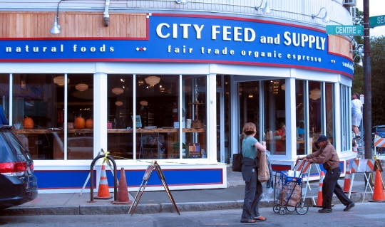 City Feed & Supply