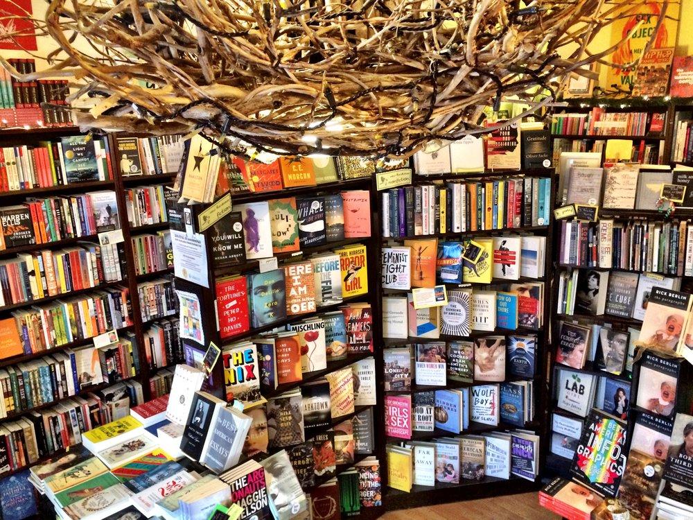 Papercuts Bookstore