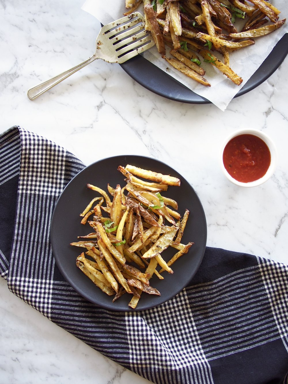 Healthy homemade french fries wellness with lucy healthy homemade french fries solutioingenieria Images
