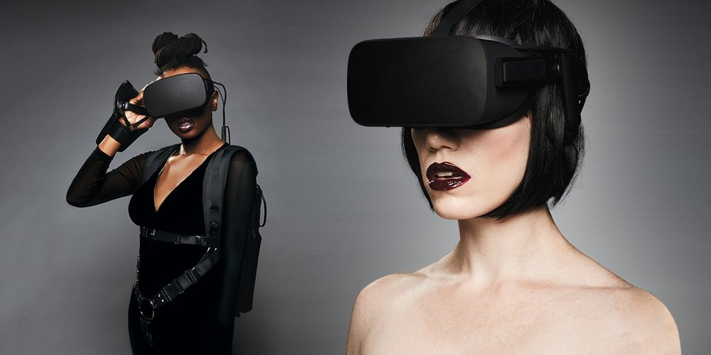 Museum of Sex Virtual Reality Experience - Celestial Bodies