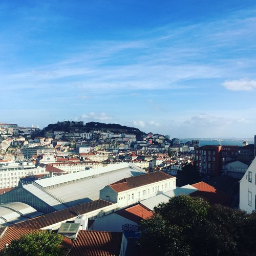 Mirodouro of Bairro Alto, Lisbon