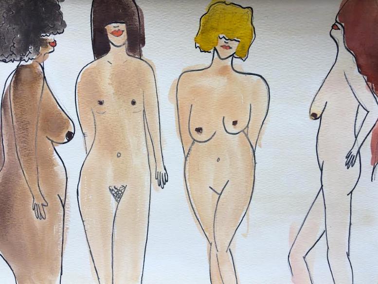 art by @meagharr