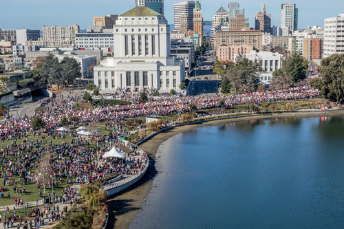 Womens March Oakland 2019