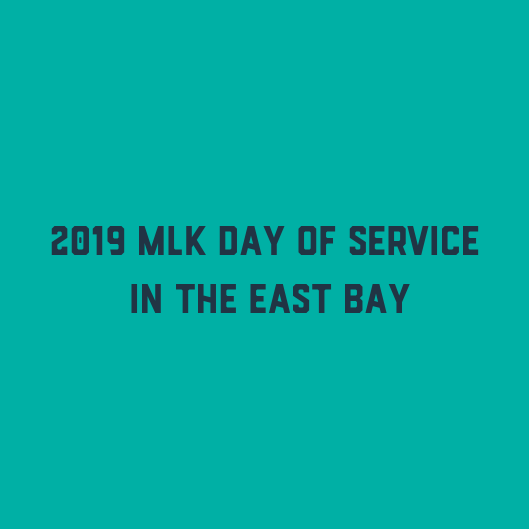 2019 Martin Luther King Jr Day Of Service In The East Bay Womens March Oakland