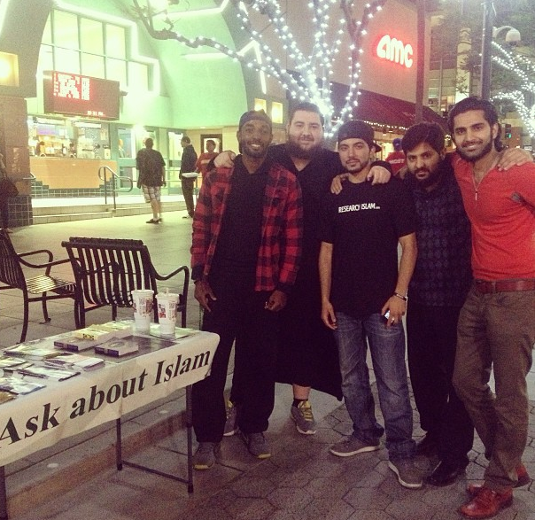 Dawah night with my brothers :)