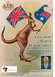 Kangaroo March Centenary Booklet 2015