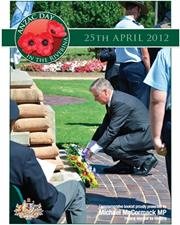 2012 Wagga Wagga & District ANZAC Day Booklet