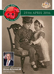 2016 ANZAC Day Booklet